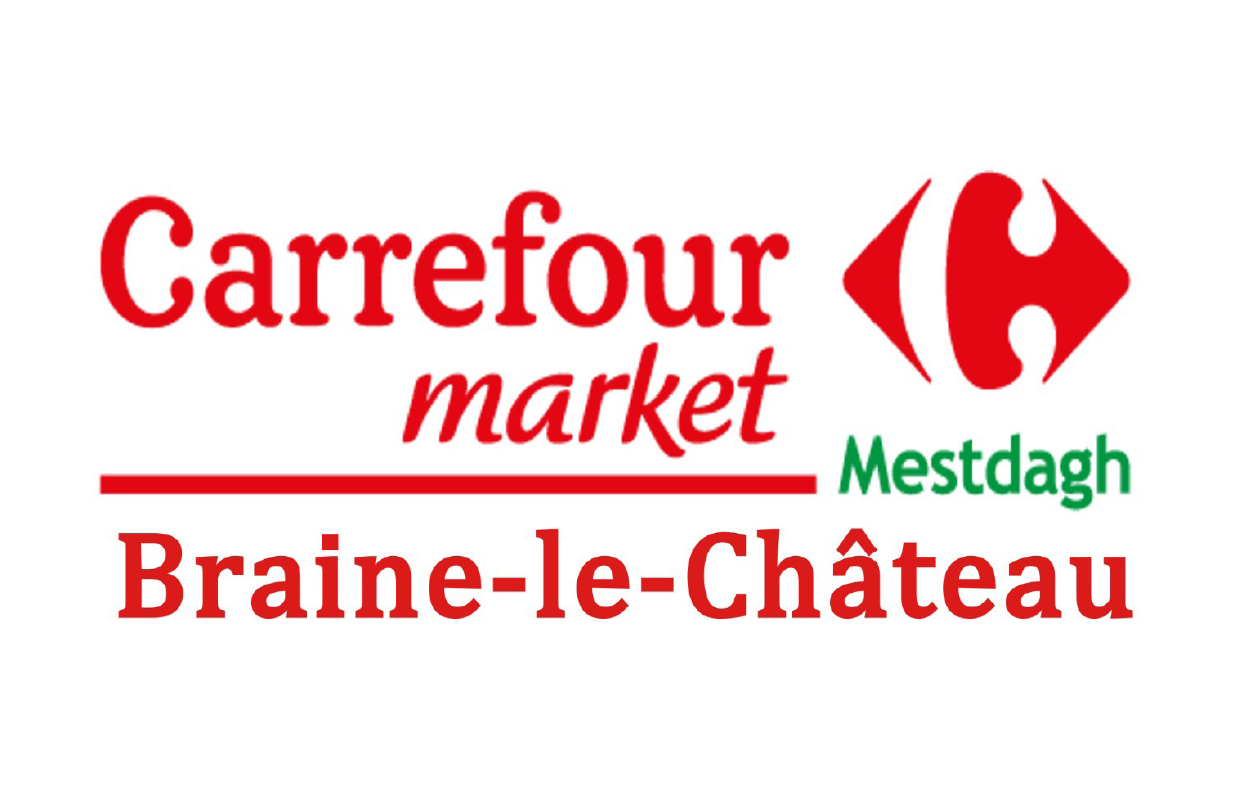 Carrefour Market Braine-le-Chateau